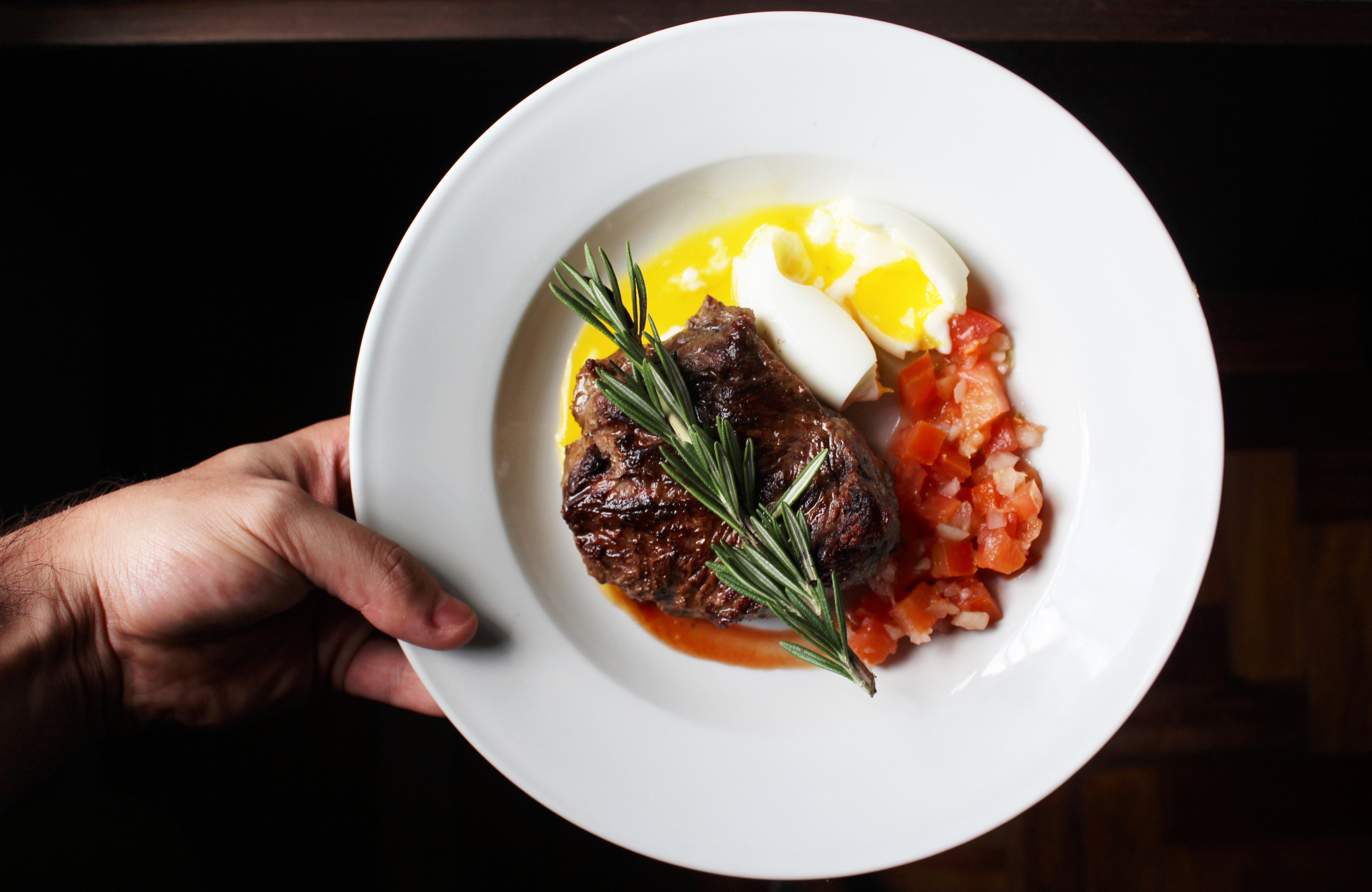 beef and egg
