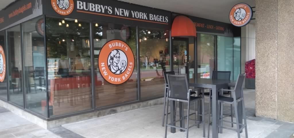 Bubbys Bagels