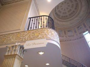 Le Jardin Staircase