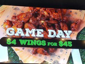 Wings Deal